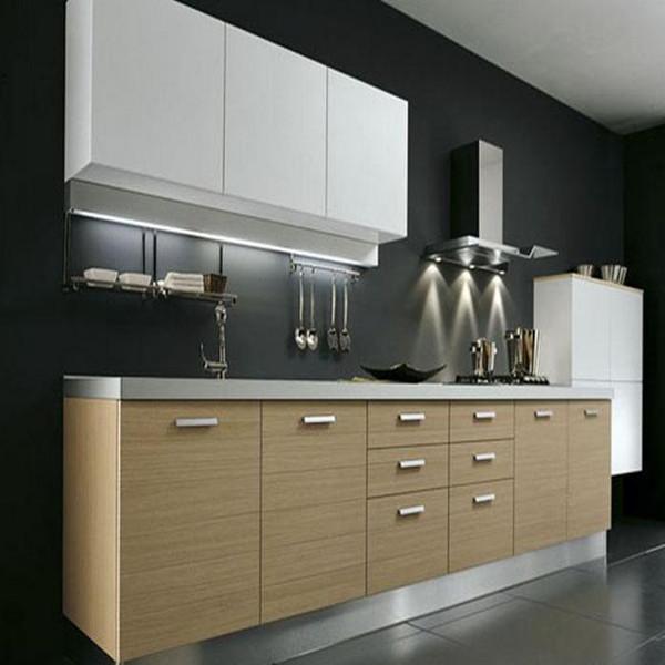 Brushed Nickel Aluminum Profile Handle Kitchen Cabinet Pulls Oxidized  Aluminum Profile Pulls
