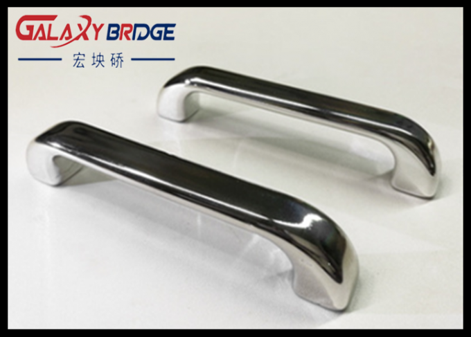 96mm T Bar Plastic Cupboard Handles Durable Chrome Plated ABS Furniture Fittings Simple Kitchen Dresser Knobs