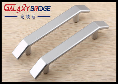 China Pearl Silver 96mm Plastic Drawer Pulls Freezer Handle  Chpeast China Furniture Handles supplier