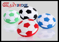 China 40mm Soccer Kids Bedroom Furniture Fittings Soft Plastic  Handles/ PVC Childrens Wardrobe Door Knobs factory