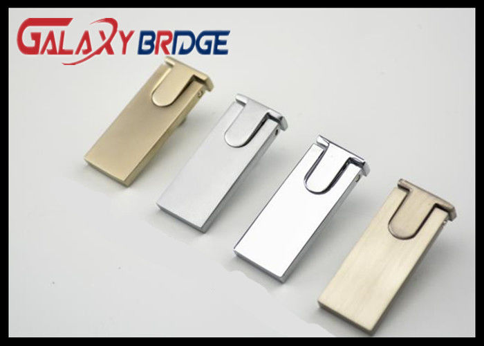 Silver Flat Cabinet Ring Pulls Nickle Plated Cabinet Door Handles Sheet  Furniture Hardware Fittings