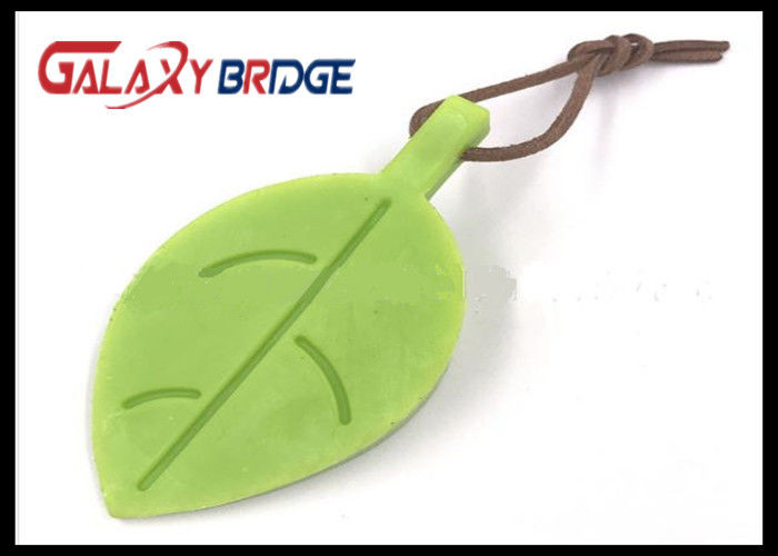 Colorful Leaves Door Stopper Wedge Safety Decoration For Glass Shower Catcher