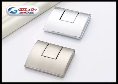 Embed Kitchen Cabinet Concealed Drawer Pulls Door Handles Square GLI6023  For Wardrobe