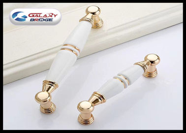 Gold Cupboard Pull Ceramic Handles And Knobs White Porcelain Drawer Knob Village Design